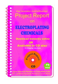 ElectroPlating Chemicals Manufacturing Book