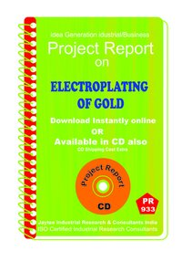 ElectroPlating of Gold and Their Manufacturing Book