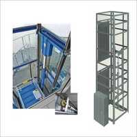 Hydraulic Holeless Elevator