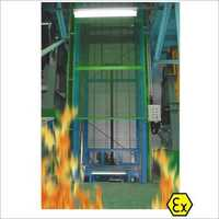 Flameproof Lifts
