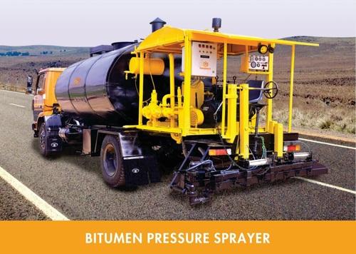 Bitumen Sprayers