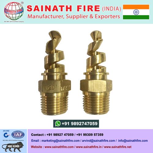 Spiral Full Cone Nozzles