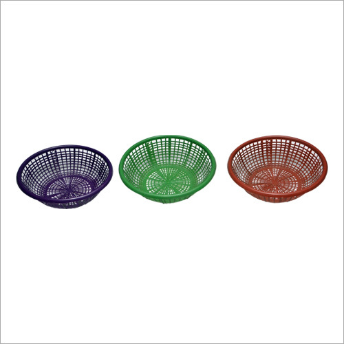 Durable Multipurpose Plastic Basket