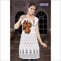 Ladies Simple Cotton Kurti
