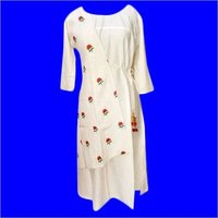 Ladies Embroidery Kurti