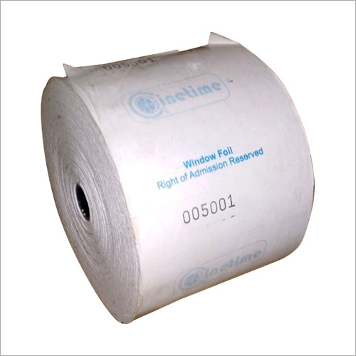PVR Thermal Paper Roll