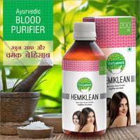 Hemiklean Ayurvedic Blood Purifier Syrup