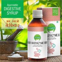 Vaidyazyme Ayurvedic Digestive Syrup