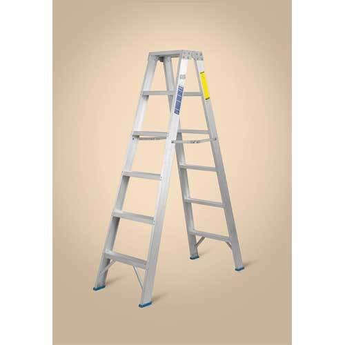 Heavy Duty Platform Aluminium Ladder