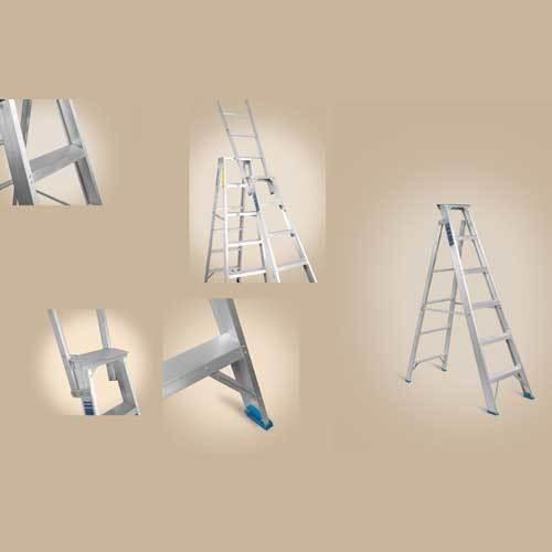 Dual Purpose Aluminium Ladder