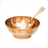 Bronze Ice Cream Bowl