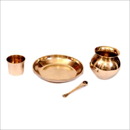 Bronze Puja Utensil