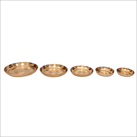 Bronze Dinner Plates