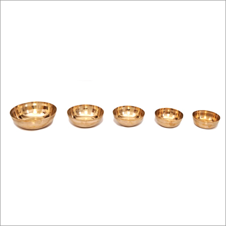 Bronze Dinner Bowls