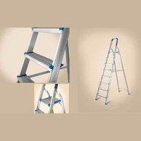 Platform Aluminium Ladder