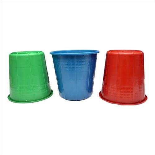 PP Round Plastic Dustbin