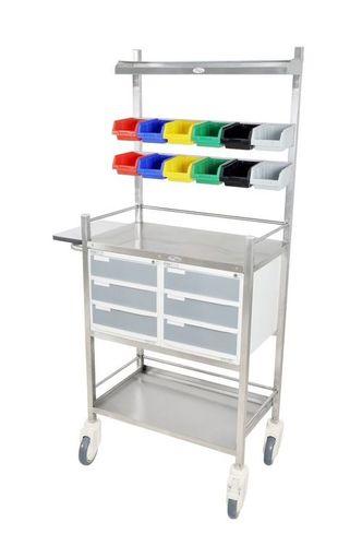 Trauma Care Trolley