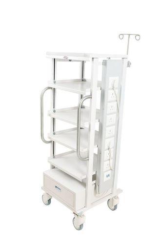 ECG Portable Machine Trolley