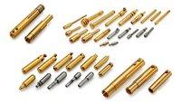 Brass micro pins