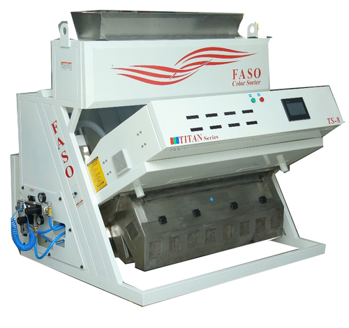 Plastic Flakes Color Sorting Machine