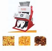 Dry Grapes Color Sorting Machine
