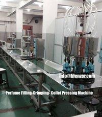 Perfume Filling Machine.