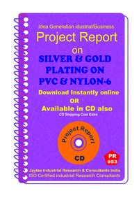 Silver and Gold Plating on PVC and Nylon 6 Manufacturing eBook