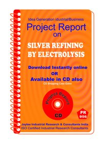 Silver Refining by Electrolysis Manufacturing eBook