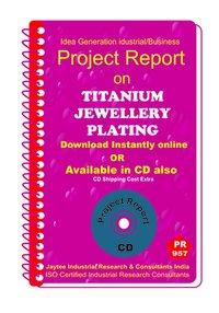 Titanium Jewellery Plating Manufacturing eBook