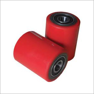 Hand Pallet CI PU Trolley Wheels