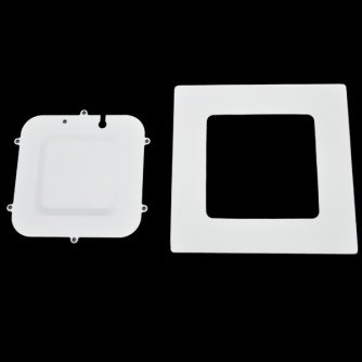 Fixture Of Led Slim Panel Round 6 Watt