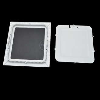 Housing Of Led Slim Panel Round 12 Watt
