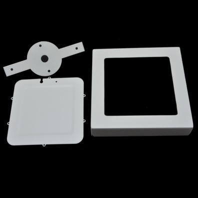 Fixture Of Led Surface Panel Square 12watt