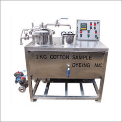 Yarn Sample Dyeing Machine