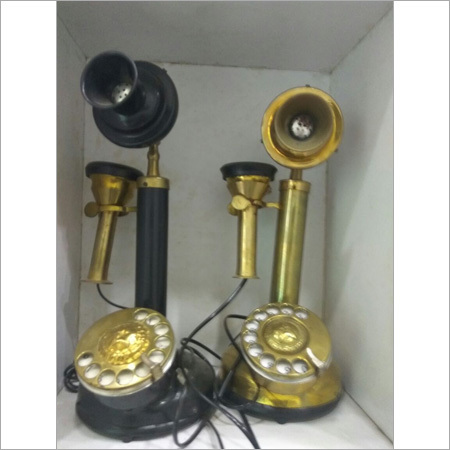 Metal Telephone