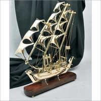 Brass Boat