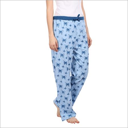 7f7ad3a718 Semantic Women s Cotton Pyjamas Sleepwear Butterfly Print - MERIT TEXTILES