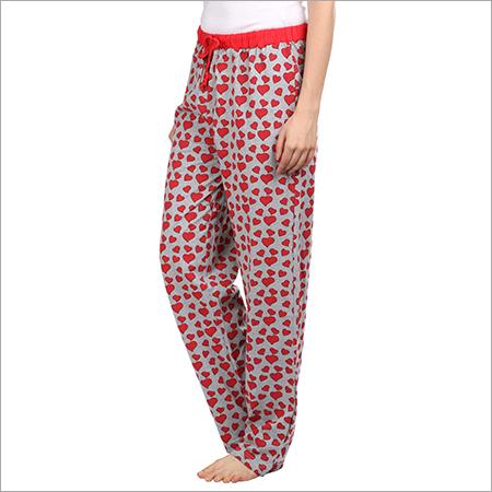 0d0ef8dcc5 Semantic Women s Cotton Pyjamas Sleepwear Heart Print - Semantic ...