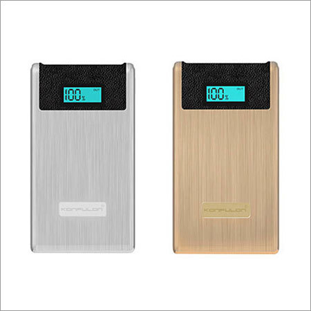 Konfulon Wallet 2 Power Bank With 10000mah