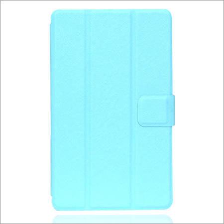 TPU Flip Cover For Lenovo A7 -10 L