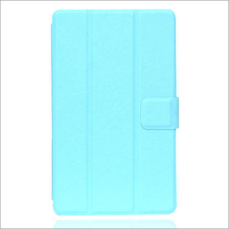 TPU Flip Cover For Lenovo A7 -10 L