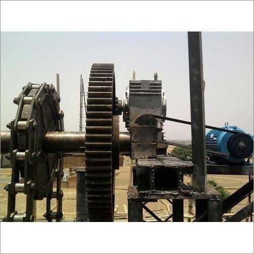 Lift  Gear Box Motor