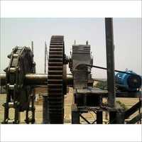 Cold Storage Lift Gear Box Motor