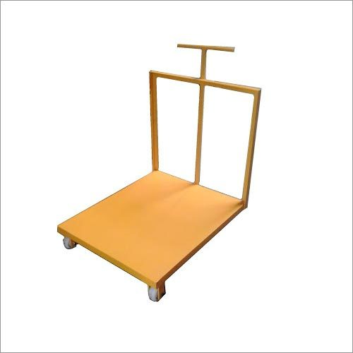 MS Plate Form Trolley