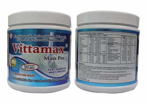 Vittamax Mass Gainer