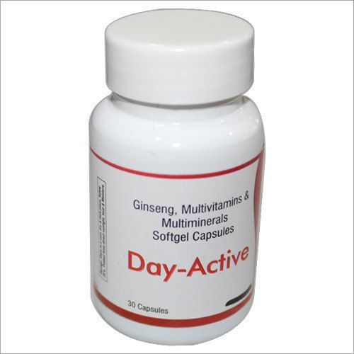 Day Active Multi Vitamin and Multi Mineral Capsule