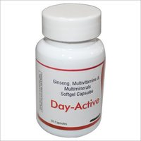 Day Active (Multi Vitamin and Multi Mineral Capsule) Jar