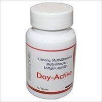 Day Active (Multi Vitamin and Multi Mineral Capsule) Jar