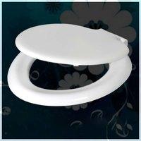 Sanitaryware EWC White Toilet Seat