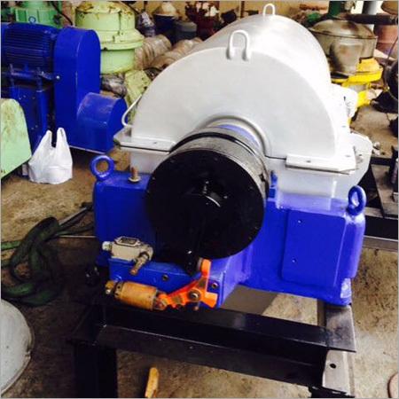 Fuel Oil Purification Plant
